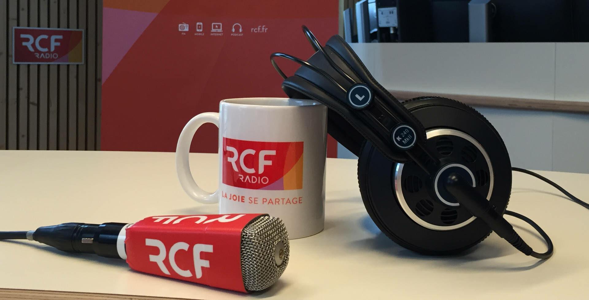 header page d'accueil unisphère webradio rcf